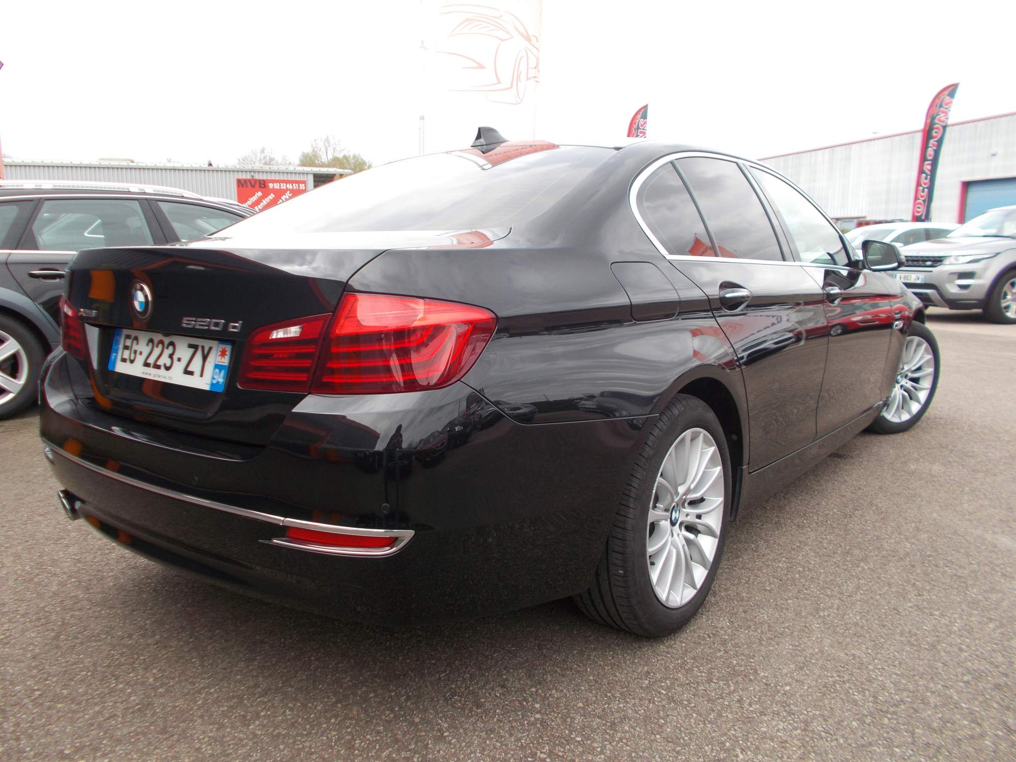 peugeot 308 ii hdi 92 cv allure avec seulement 45700 kms. Black Bedroom Furniture Sets. Home Design Ideas